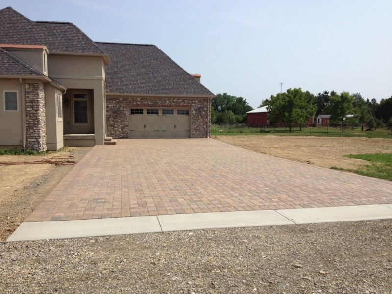 Paver driveway contractor Columbus, OH