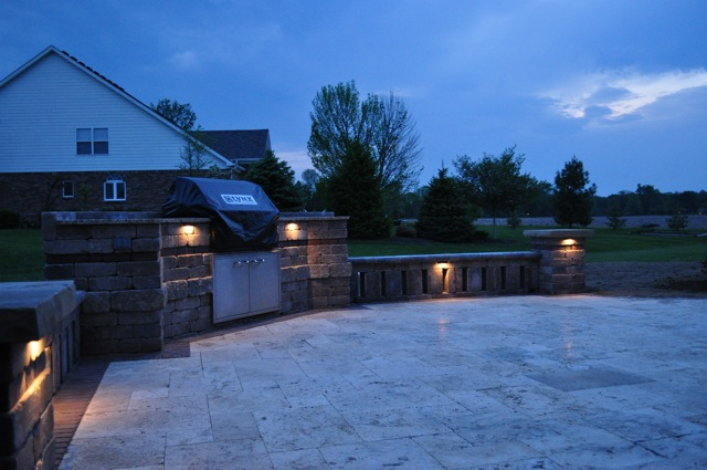 Landscaping Mason, OH - Lee Outdoor Living Project | Two ... on Outdoor Living Companies Near Me id=71715